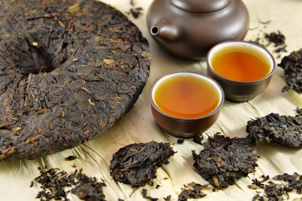чай пуэр нарко эффект