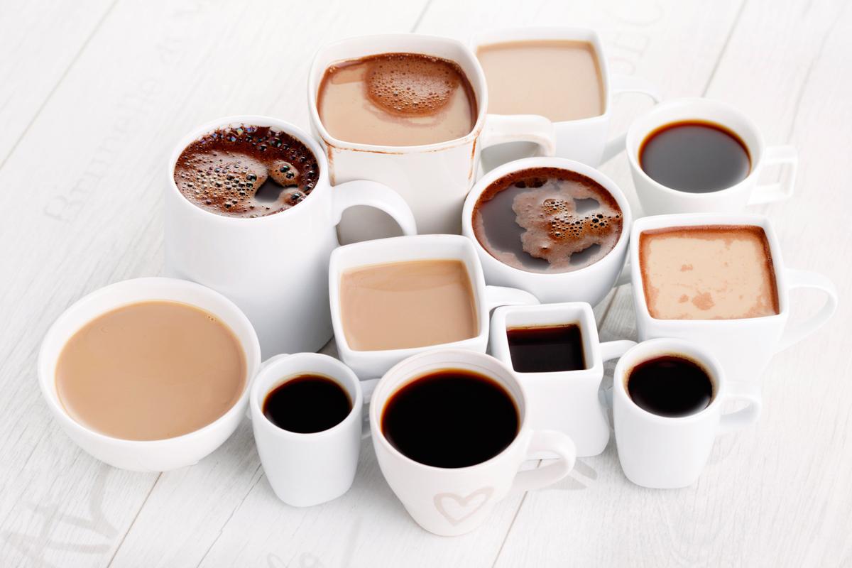 некоторых много чашек кофе фото назвою без сумніву