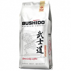 Кофе Bushido Specialty Coffee зерно, пакет 227 гр.