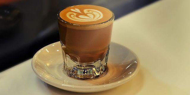 Кортадо кофе