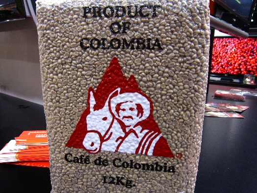 cafe de columbia Trivia the juan valdez logo was developed by the national federation of coffee growers of colombia in march 1981 and was first introduced to the trade in september of the same year.